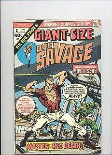 giant size doc savage 1