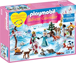 Playmobil - Calendario de adviento Patinaje sobre Hielo (9008)