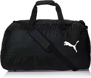 PUMA Unisex-Adult Medium Duffle Bag, Black - 074892