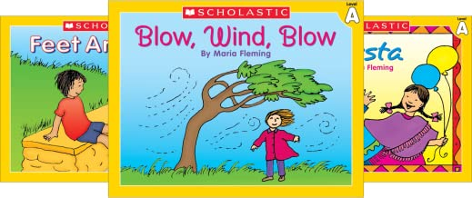 Little Leveled Readers Level A (15 Book Bundle) PDF