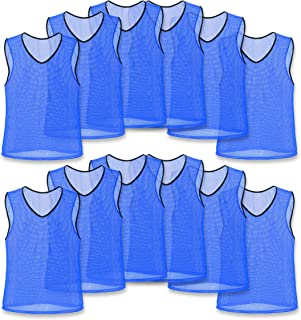 mesh scrimmage pinnies