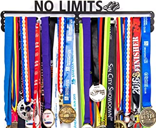 Best Urban Active Sports Medal Holder + No Limits + Medal Display for 60+ Medals Review
