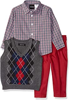 Best baby boy sweater vest outfits Reviews
