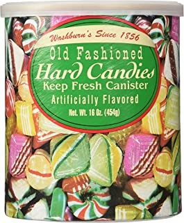 Best washburn filled hard candy Reviews