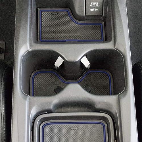 GGBAILEY D60354-F1A-BK-LP Custom Fit Car Mats for 2018 Land Range Rover Velar Black Loop Driver /& Passenger Floor