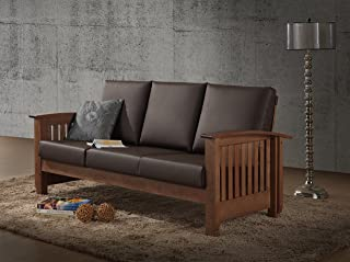 Best mission style sofa Reviews