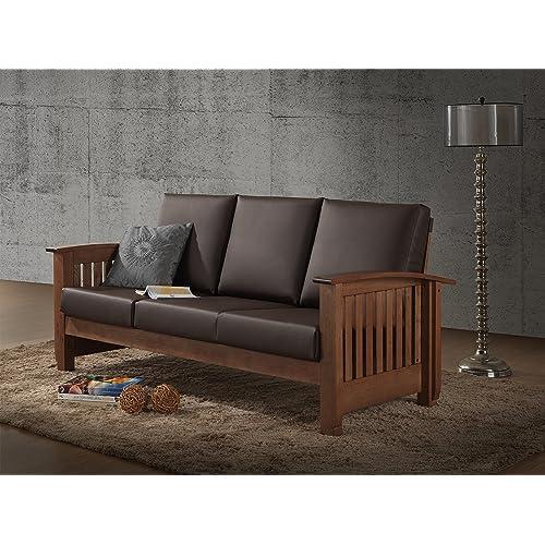 Amazing Mission Style Sofa Amazon Com Uwap Interior Chair Design Uwaporg