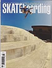 Transworld Skateboarding Magazine August 2015