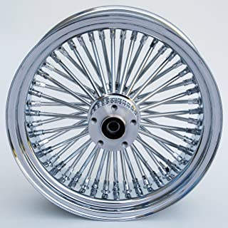 Best harley davidson solid chrome rear wheel Reviews