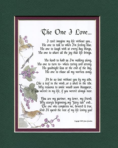 Husband and wife poems