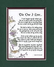 Genie's Poems A touching sentimental anniversary birthday valentines day present poem for husband wife girlfriend boyfriend #76