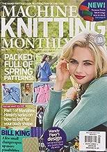 Machine Knitting Monthly Magazine May 2017