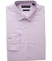 Multi Stripe Stretch Shirt