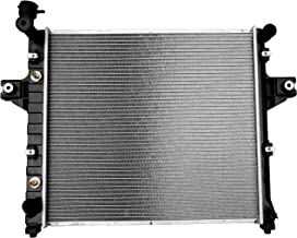 ECCPP Radiator CU2262 Replacement fit for 1999-2004 Jeep Grand Cherokee