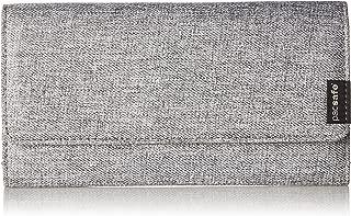 Pacsafe Rfidsafe Lx200 Anti-Theft RFID Blocking Clutch Wallet, Tweed Grey (Gray) - 10750112