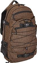 Forvert New Louis - Mochila para portátil (50 x 30 x 15 cm), Color marrón - 50 x 30 x 15 cm