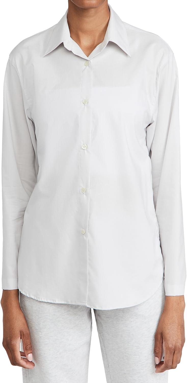 Leset Women's Elle Oversized Button Down Shirt