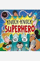 Knock Knock Superhero Kindle Edition