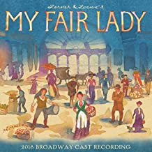 my fair lady broadway cast recording 2018
