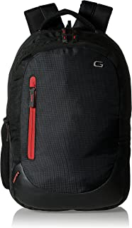Gear ECO 1 Black Orange Red Laptop Backpack (LBPECO1000109)