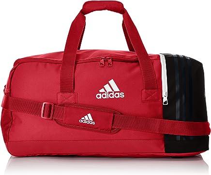 af06bfdb96 adidas - BS4739 - Sac de Sport - Mixte Adulte - Multicolore (rouge/noir