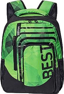 Brevis Mochila, 41 cm, Verde Menta (Verde) - BB-3380GE