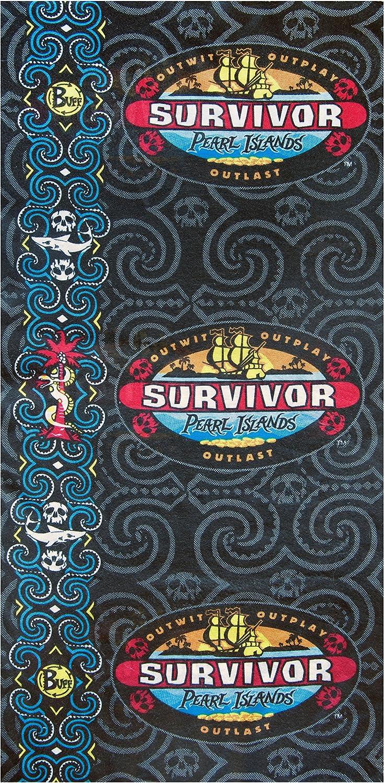 Survivor TV - Pearl Islands Black Balboa Tribe Buff