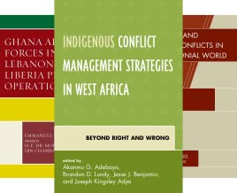 Conflict and Security in the Developing World (5 Book Series)