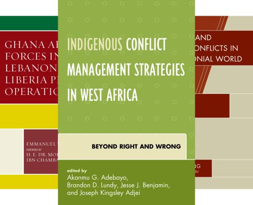 Conflict and Security in the Developing World (6 Book Series)