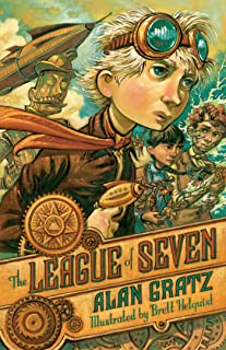 The League of Seven (English Edition)