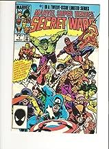 Marvel Super Heroes Secret Wars Vol. ` No. 1