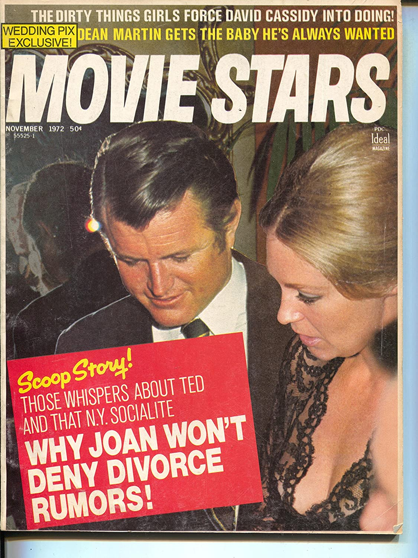 mart Movie Stars-Dean Martin-Frank Columbus Mall Farrow-Nov-1972 Sinatra-Mia