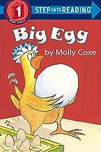 Big Egg (Step-Into-Reading, Step 1)