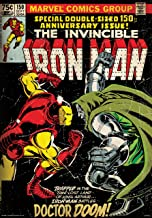 Marvel 'Iron Man Doctor Doom' Officially Licensed Poster (30.48 cm x 45.72 cm)