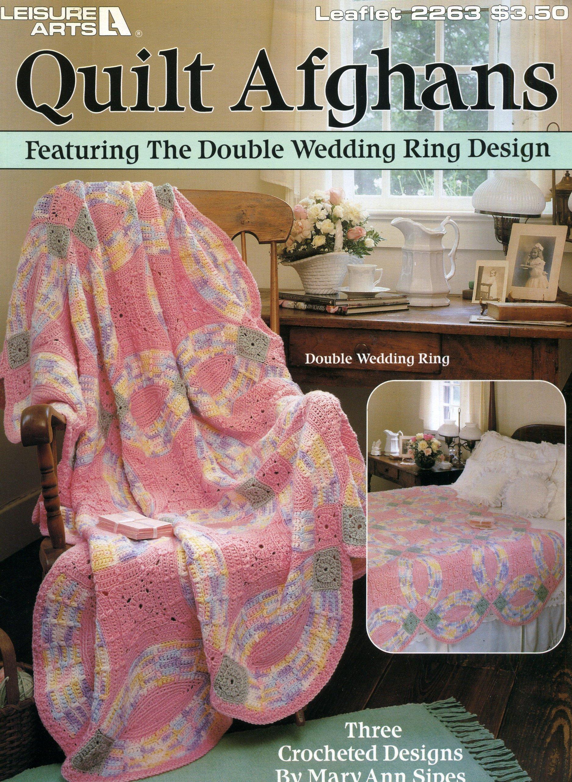 crocheted ring pillow - elegant love | 2560x1875