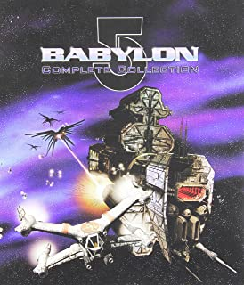 BABYLON 5 COMP COLL ENG