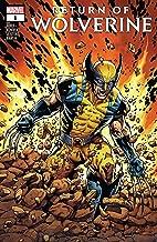 Return Of Wolverine (2018-2019) #1 (of 5)