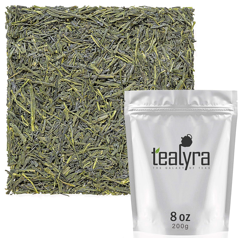 Tealyra - Sencha Cheap mail order specialty store Tenkaichi Japanese Handmade Premium OFFicial mail order Tea Green