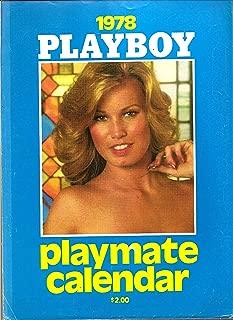 Playboy Playmate Wall Calendar 1978