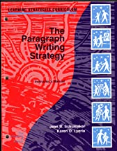 The Paragraph Writing Strategy Instructor's Manual (Learning Strategies Curriculum)