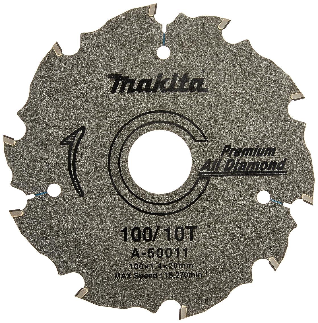 知覚永久に悪用マキタ(Makita) プレミアムオールダイヤチップソー 外径100mm 刃数10T A-50011