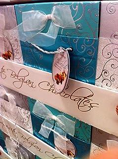 Gudrun Belgian Chocolate Box Bag Assorted Chocolates (18.34 Oz) (1.14 Lbs) (6 Pack)