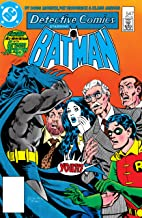 Detective Comics (1937-2011) #547