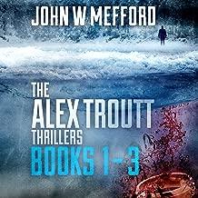 The Alex Troutt Thrillers: Books 1-3: Redemption Thriller Series Box Set