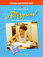 Best allez viens level 1 teacher edition Reviews