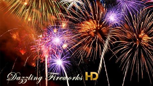 『Dazzling Fireworks HD』のトップ画像