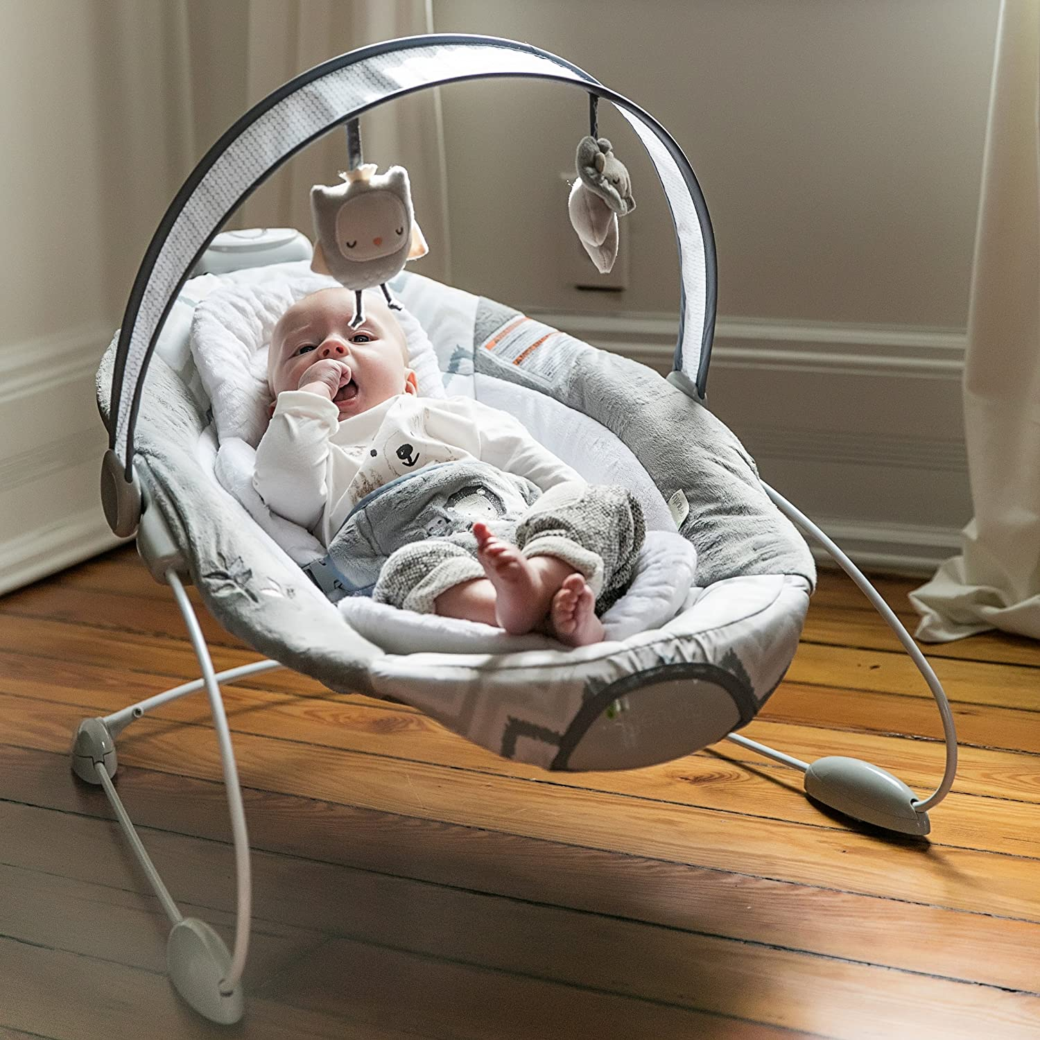 consumer reports baby bouncers