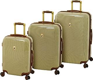 london fog houndstooth luggage set
