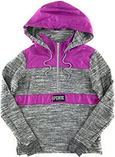 Pink Perfect Quarter Zip Hoodie