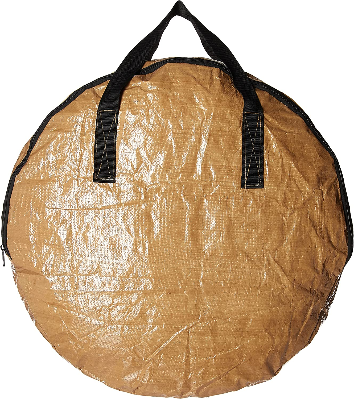 BenefitUSA Heavy Duty Christmas Wreath 24- Storage for Ranking Long Beach Mall TOP13 Tan Bag